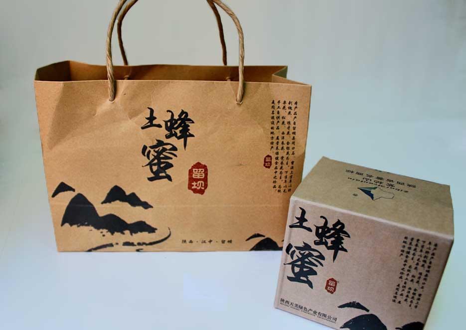 留坝旅游商品创意设计大赛获奖作品产品包装类