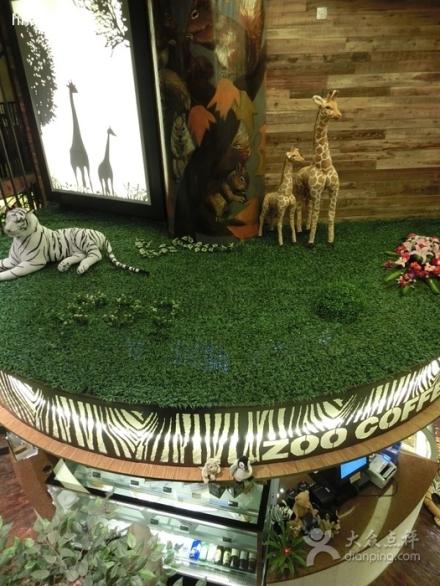 【下午茶】华中区第一家韩国动物园主题咖啡馆