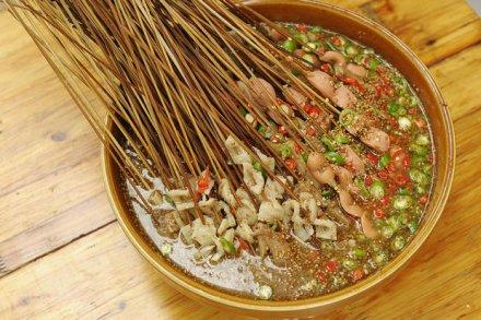 [图]钵钵鸡,重庆森林-探店-成都美食推