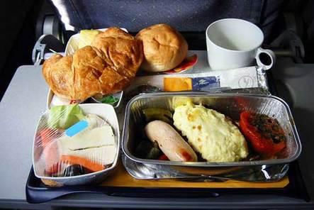 米苏--的揭秘飞机上的食物为什么难吃-其他-美食专辑