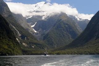 享受宁静之美新西兰南岛自驾游