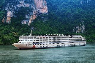 黄金邮轮假期 巡游最美长江三峡