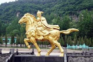 藏人不藏美景 跟着《赵氏孤儿》  自驾游大美藏山