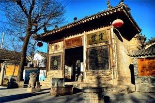 流连黄土民俗村 徜徉袁家老街 咸阳两日自由行