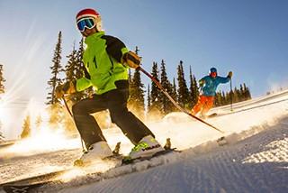 冬季滑雪胜地大集合