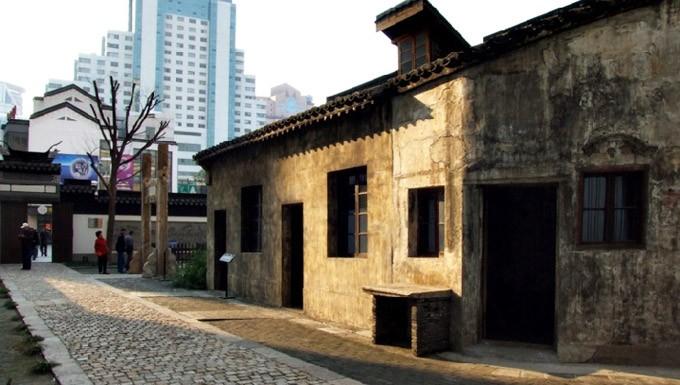 探访锡城名人故居 繁华崇安区中的历史遗迹