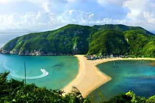 沿着海岸线行走 看陆地对大海的眷恋 万宁度假2日游