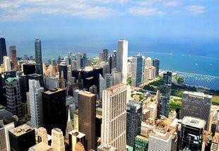 最美的城市天际线 芝加哥1日游