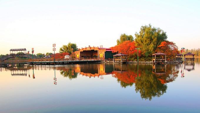 海河畔的约会 天津卫的天津味儿 天津两日游