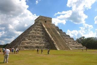 寻找消失的玛雅文明 墨西哥四日穿越之旅