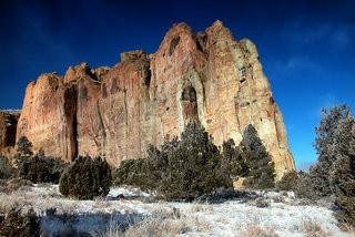 美国西南部的岩石之旅