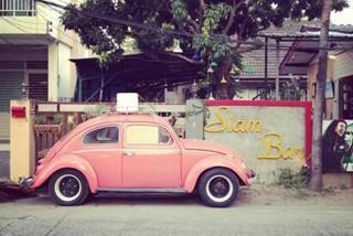 小城故事多 泰国清迈独自行走