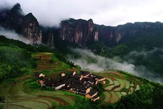 探访华东最后的香格里拉 人间公盂世外仙居