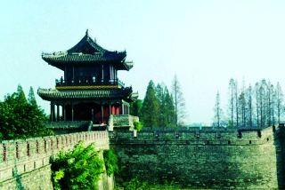 人杰地灵 古城荆州 古香古色两日游