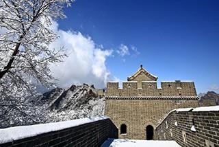 白色幻想——天津冬雪主题游
