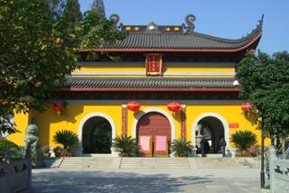 杭州拜佛圣地 东南佛国三天竺之旅