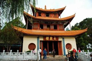莫负周末轻松时光 携带家人游春城 昆明公园2日游