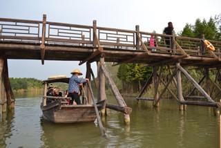 享受悠闲生态生活 畅游溱湖寻美之旅