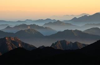 攀登华东屋脊 江西第一高峰黄岗山