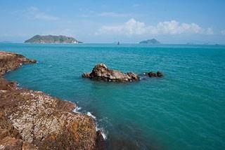 中国最美海岸线 红排角地质奇观 深圳大鹏半岛徒步游
