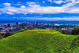 新西兰北岛4日自驾 享受惬意生活