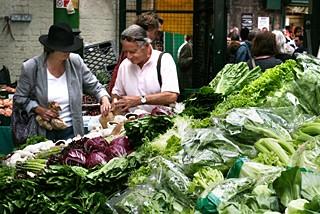 活色生鲜自治区 伦敦市集 美食购物之旅