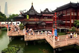 老地标的新玩法 上海小资二日游