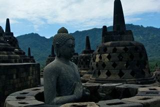 婆罗浮屠 王宫古城 印尼日惹文化1日游