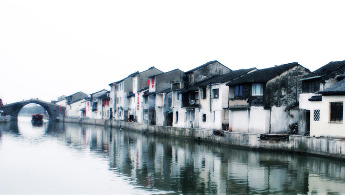 江南的民间符号 古运河畔小弄堂走一遭