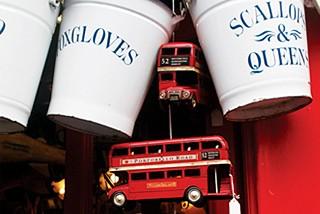 古董大集寻找英伦风 伦敦市集 波特贝罗路攻略