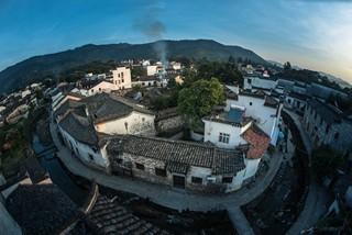 查济古村     隐藏在大山深处的古民居