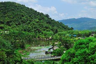 永远在夏天 三亚原始雨林风情游