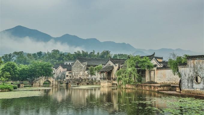 黄山—呈坎—歙县 春节假期这样玩