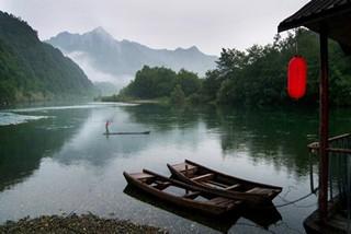 诗意之旅石台秋浦河景区风情二日游