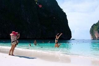 热带风情的诱惑 泰国皮皮岛2日游