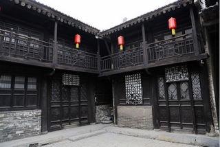 民居瑰宝 中国历史文化名村 韩城党家村一日游