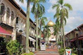 欢乐无极限新加坡4日自由行