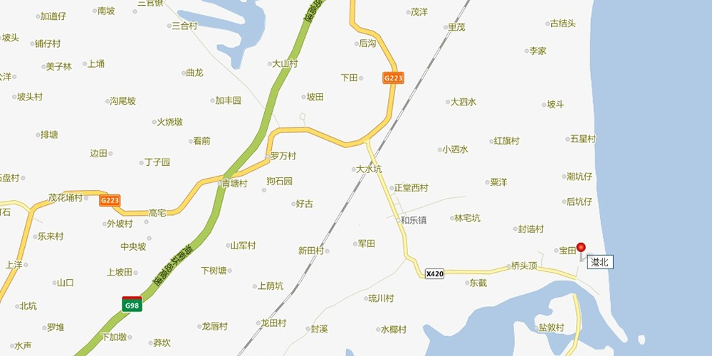 亚洲 中国 海南 万宁  万宁东山岭的东山羊,和乐内海的螃蟹,大州岛的