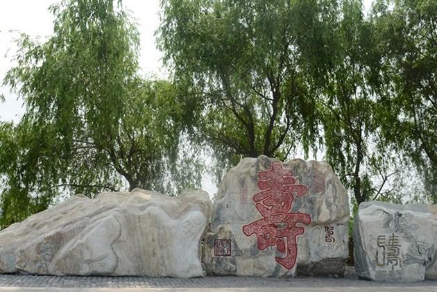 长寿湖风景区图片
