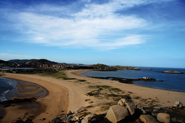 玩滑沙看奇景 海边露营看日出 平潭看海消暑快乐游