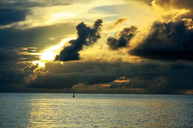 天宁岛坐看云卷云舒慢游北马里亚纳群岛