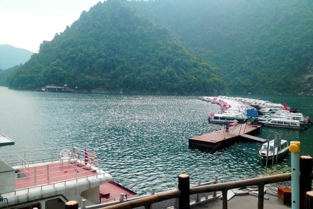 东江湖水质非常高,所以青岛啤酒便在这里建立了工厂,直接用东江湖的水