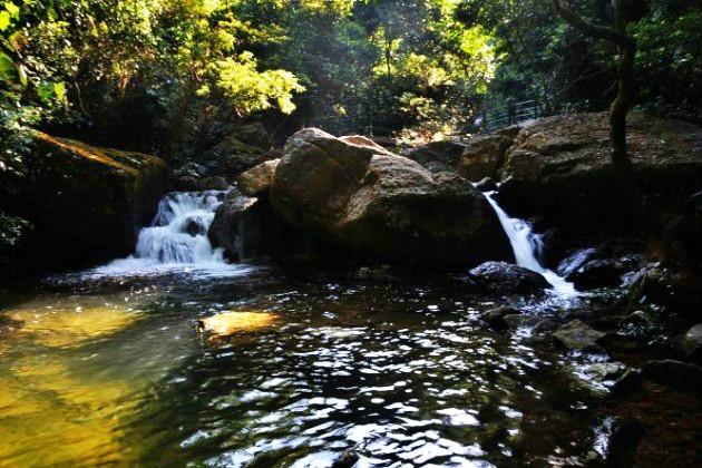 广西钦州八景风景区