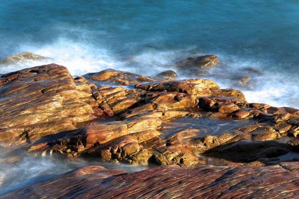 北海冠头岭摄影游 感受远离喧嚣的日出日落
