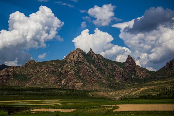 美丽的克什克腾旗 一旗看遍内蒙古