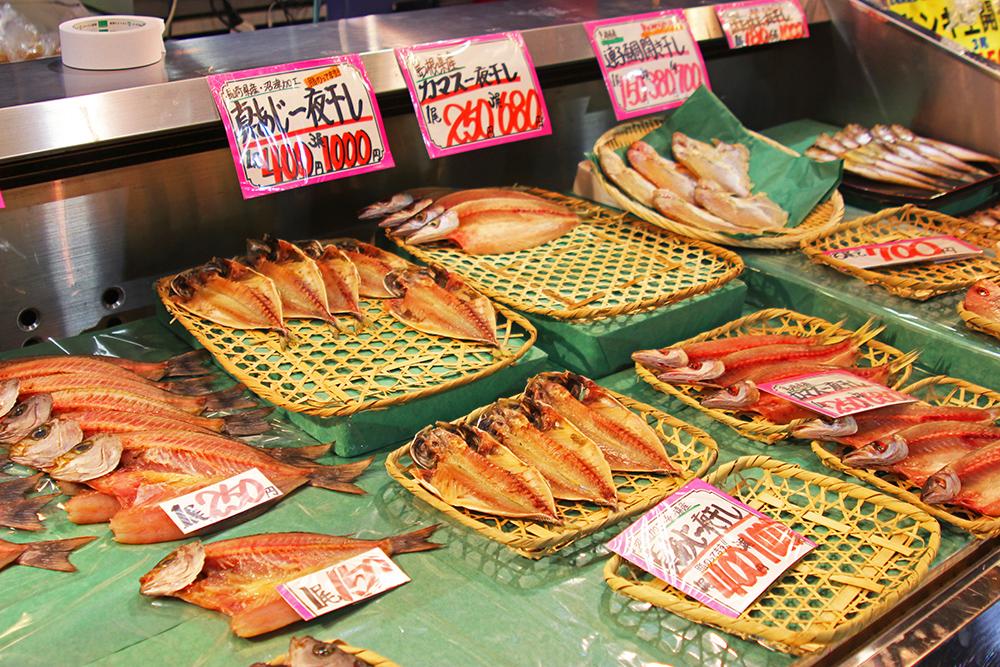 toretore海鲜市场