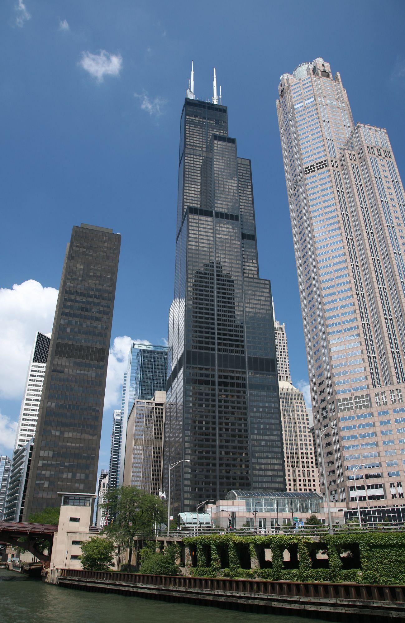图注:威利斯大厦 来源:美国国家旅游局