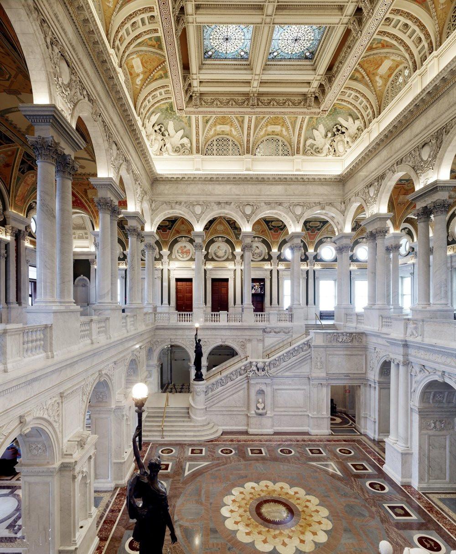 图注:美国国会图书馆图片
