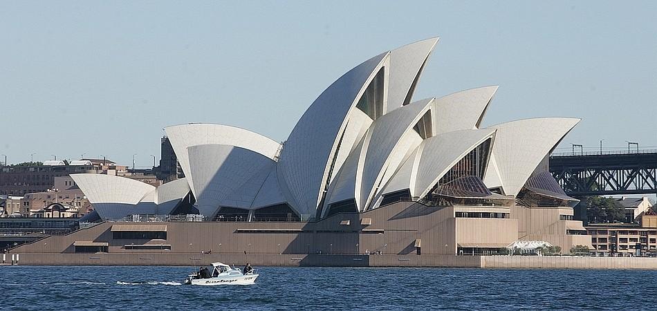 悉尼歌剧院 来源:新南威尔士州旅游局