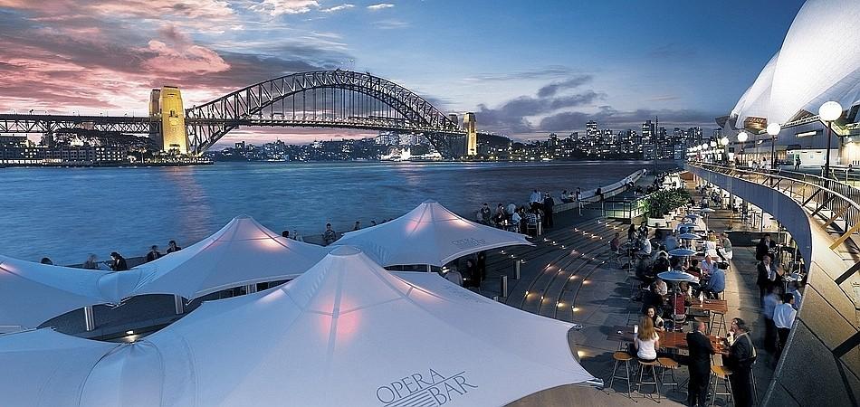 悉尼港 来源:新南威尔士州旅游局